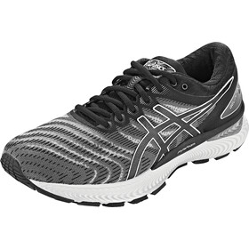 asics Gel-Nimbus 22 Schoenen Heren, white/black